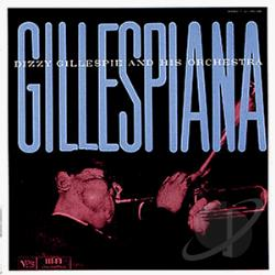 Gillespie, Dizzy - Gillespiana/Carnegie Hall Concert CD Cover Art