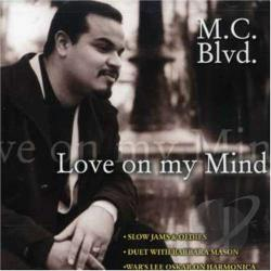 Blvd - Love on My Mind CD Cover Art