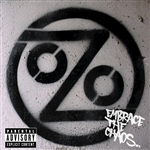 Ozomatli - Embrace the Chaos CD Cover Art