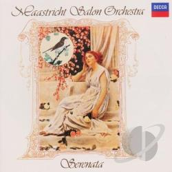 Maastricht Salon Orchestra / Rieu - Serenata CD Cover Art