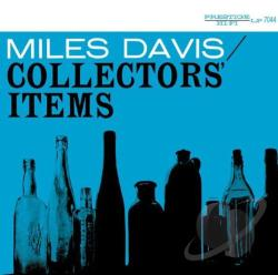 Davis, Miles - Collectors` Items CD Cover Art