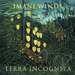 Brown, Alex / D'Rivera, Paquito / Imani Winds - Terra Incognita CD Cover Art