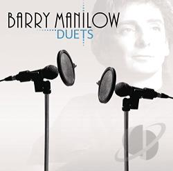 Manilow, Barry - Duets CD Cover Art