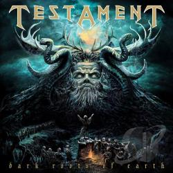 Testament - Dark Roots of Earth CD Cover Art