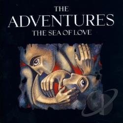 Adventures - Sea of Love CD Cover Art