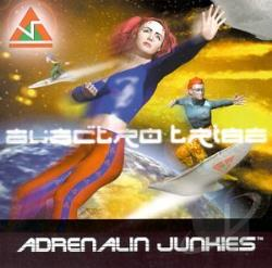 Junkies, Adrenalin - Electro Tribe CD Cover Art