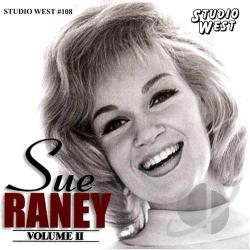 Raney, Sue - Volume II CD Cover Art