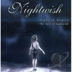 Nightwish - Highest Hopes: The Best of Nightwish CD Cover Art