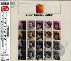Beck, Jeff - Jeff Beck Group CD Cover Art