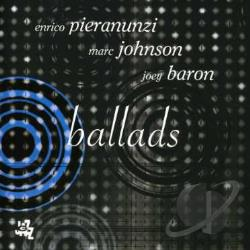 Johnson, Marc / Pieranunzi, Enrico - Ballads CD Cover Art