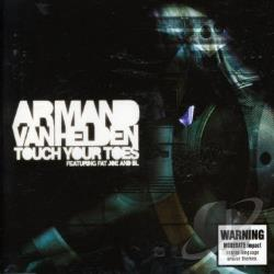 Van Helden, Armand - Touch Your Toes DS Cover Art
