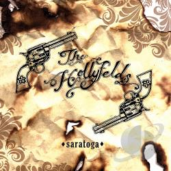 Hollyfelds - Saratoga CD Cover Art