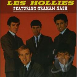 Hollies - Hollies Featuring Graham Nash CD Cover Art