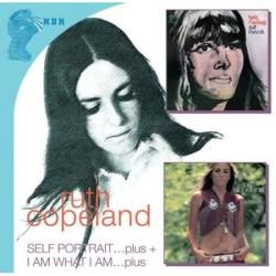 Copeland, Ruth - Self Portrait/I Am What I Am CD Cover Art