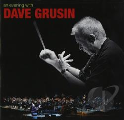 Grusin, Dave - An Evening with Dave Grusin CD Cover Art