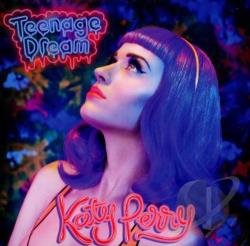 Perry, Katy - Teenage Dream DS Cover Art