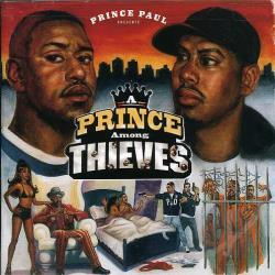 Prince Paul - Prince Among Thieves CD Cover Art