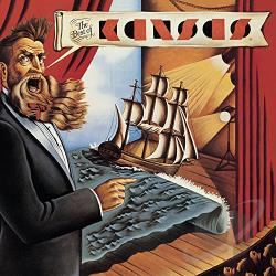 Kansas - Best of Kansas CD Cover Art