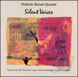 Bonati, Roberto - Silent Voices CD Cover Art