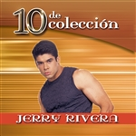 Rivera, Jerry - 10 de Coleccion CD Cover Art