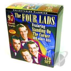 Four Lads - Collectables Classics CD Cover Art
