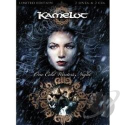 Kamelot - One Cold Winters Night DVD Cover Art