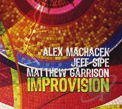 Machacek, Alex - Improvision CD Cover Art