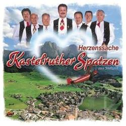 Kastelruther Spatzen - Herzenssache CD Cover Art