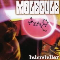 Molecule - Interstellar CD Cover Art