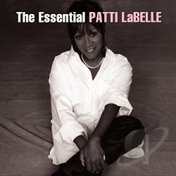 LaBelle, Patti - Essential Patti LaBelle CD Cover Art