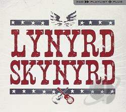 Lynyrd Skynyrd - Playlist Plus CD Cover Art