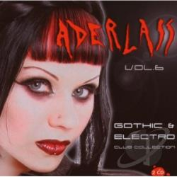 Aderlass Vol 6 CD Cover Art