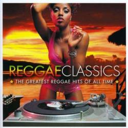 Reggae Classics CD Cover Art