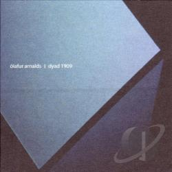 Arnalds, Olafur - Dyad 1909 CD Cover Art