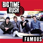 Big Time Rush - Famous DB Cover Art
