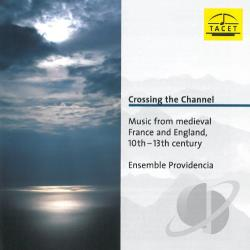 Ensemble Providencia - Crossing the Channel CD Cover Art