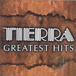 Tierra - Greatest Hits CD Cover Art