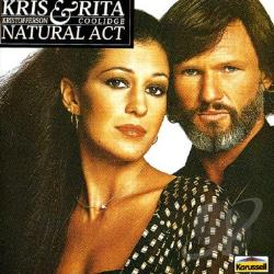 Kristofferson, Kris - Natural Act CD Cover Art