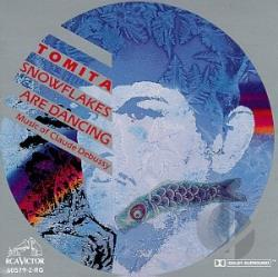 Isao Tornita - Snowflakes are Dancing - Debussy / Tomita CD Cover Art