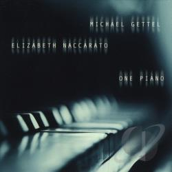 Naccarato, Elizabeth - One Piano CD Cover Art