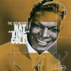 Cole, Nat King - Definitive Nat King Cole CD Cover Art