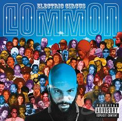 Common - Electric Circus CD Cover Art