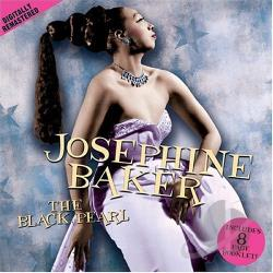 Baker, Josephine - Black Pearl CD Cover Art