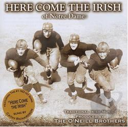 O'Neill Brothers - Here Comes The Irish CD Cover Art