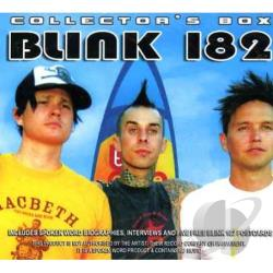 Blink 182 - Collector's Box CD Cover Art