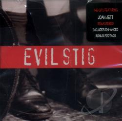 Evil Stig - Evil Stig CD Cover Art