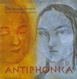 Atlanta Singers - Antiphonica CD Cover Art