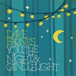 Barnes, Dave - You, the Night & Candlelight - EP DB Cover Art