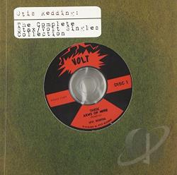 Redding, Otis - Complete Stax/Volt Singles Collection CD Cover Art