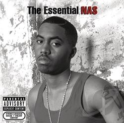 Nas - Essential CD Cover Art